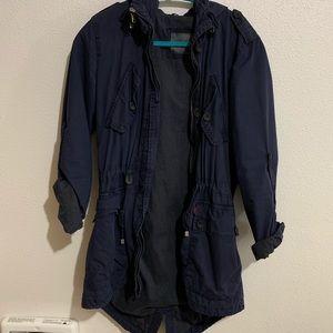 LEVIS utility trench coat